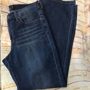 Lucky Brand easy rider 16R bootcut jeans euc